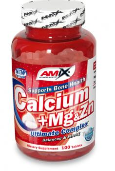 Calcium + Mg + Zn