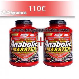 anabolic masster precio